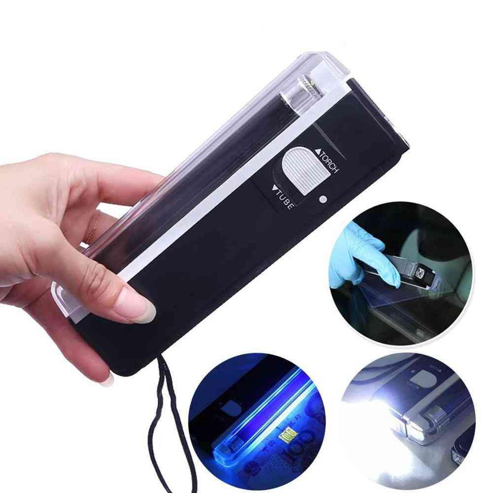 Uv- Led Lamp, Auto-glass Cure Light For Car Window Resin, Cured Lighting, Windshield Repair Tools
