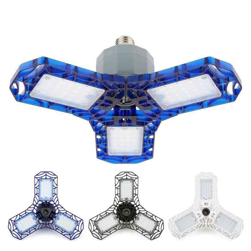 360-degrees Triple Glow, Deformable Light For Indoor Garage Light, Premium Lumens, Led Light