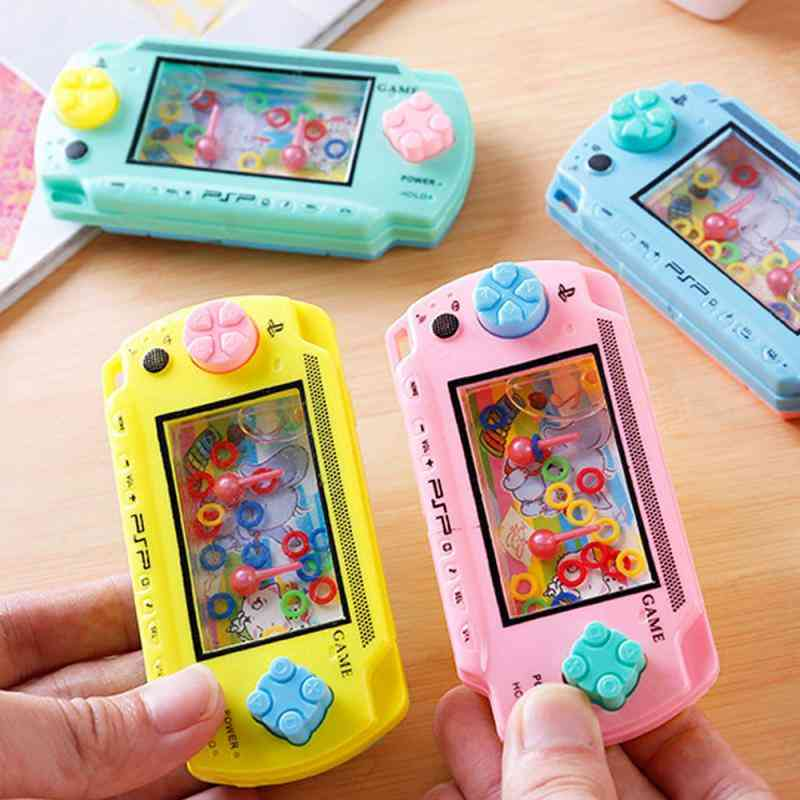 Kids Water Ferrule Game Consoles Classic Intellectual Toy