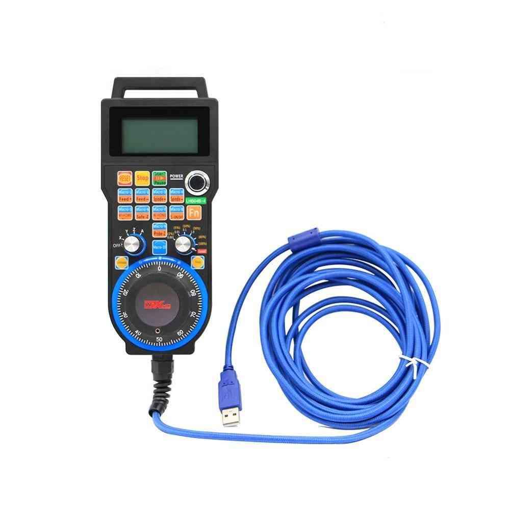 Usb Cnc Handwheel Mpg Manual Usb Wire Cable