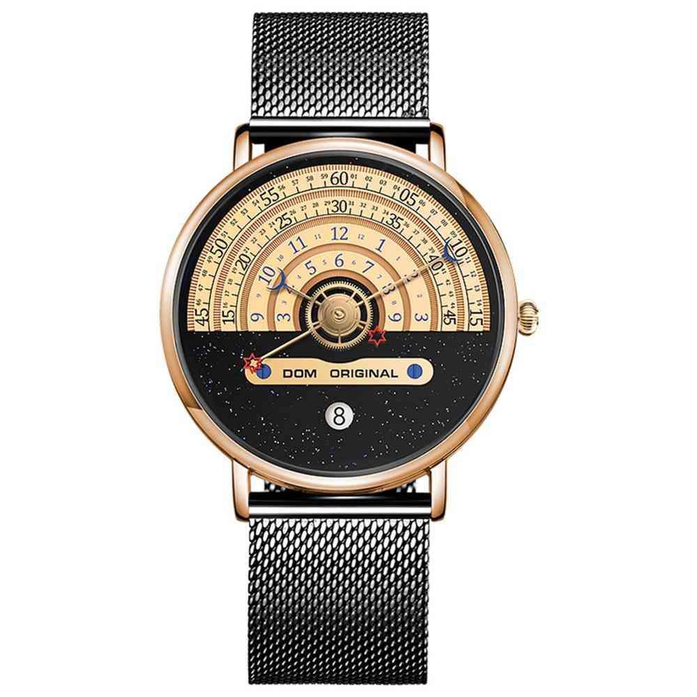 Men Watches, Creative Male Wristwatch, Mens Clock
