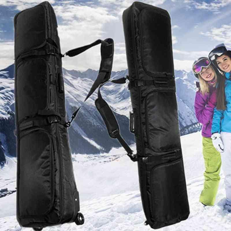 Double Snowboard, Shoulder Ski, Shoes Bag