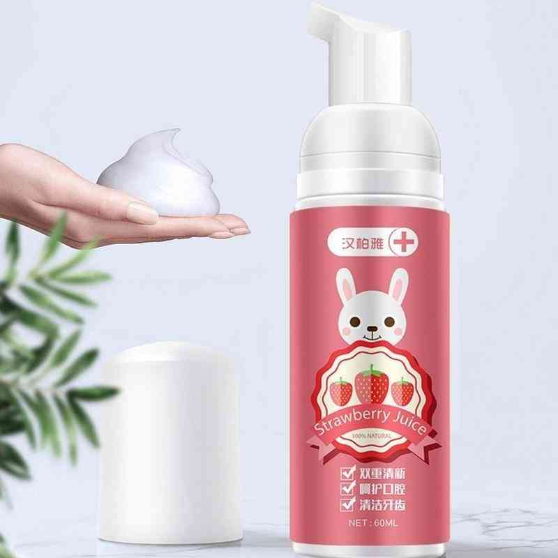 Mouth Cleaning Stain Remover Mousse Tooth Paste