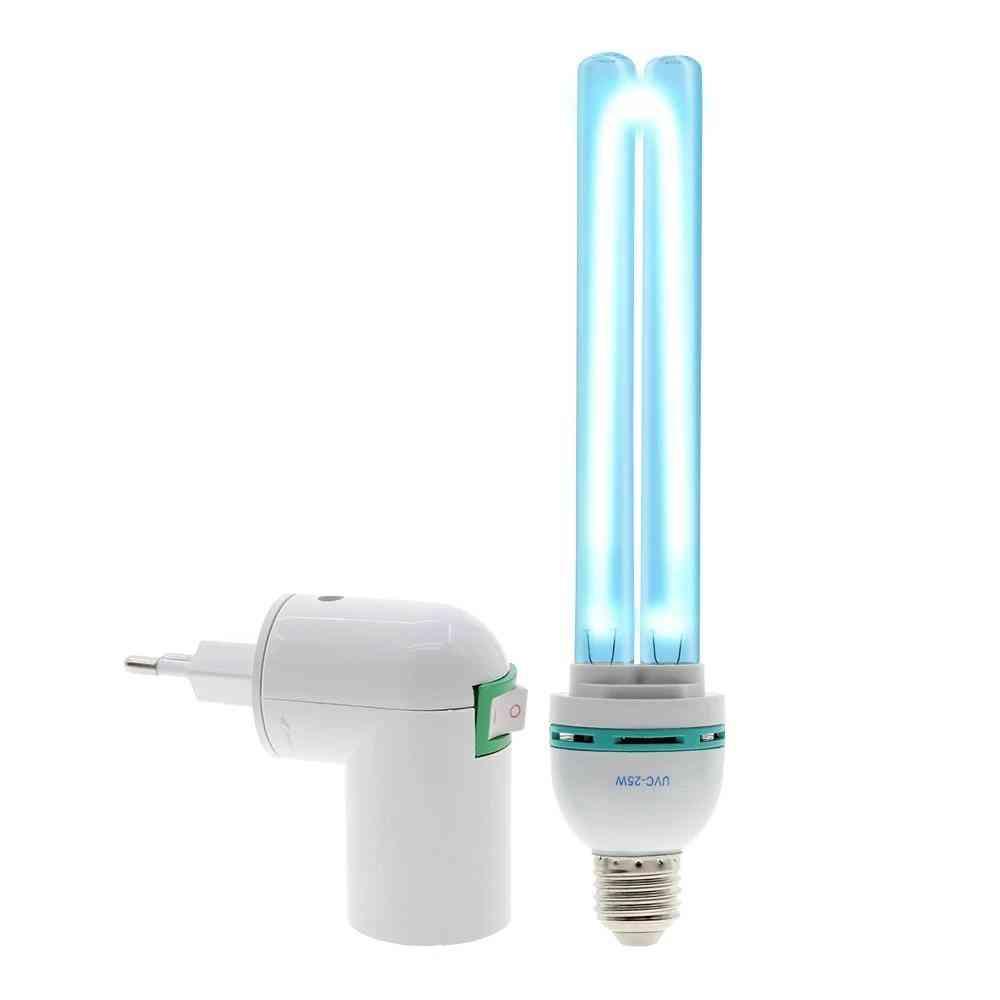 Germicidal Ultraviolet Uv Light Tube Bulb, Disinfection Lamp Ozone Sterilization Mites Lights