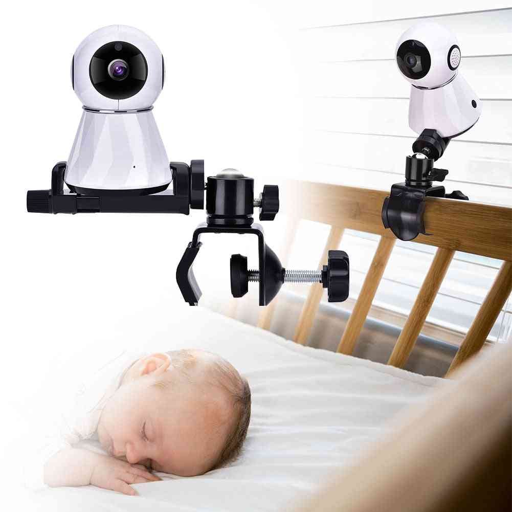360 Degree Camera Wall Mount Stand Cam Module Bracket Baby Monitor