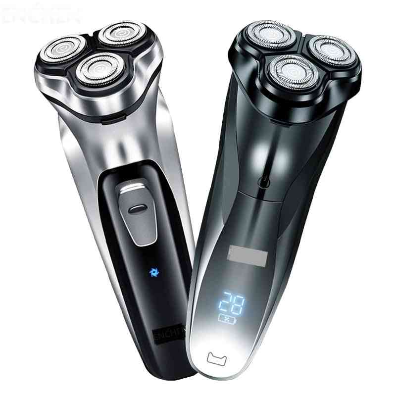 Blackstone Face Shaver Rechargeable 3d Floatings Electric Shaving Machine Beard Trimmer