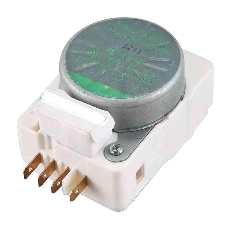 Mechanical Defrosting Timer For Refrigerator Parts Tmdf704ed1 Defrosting Timer