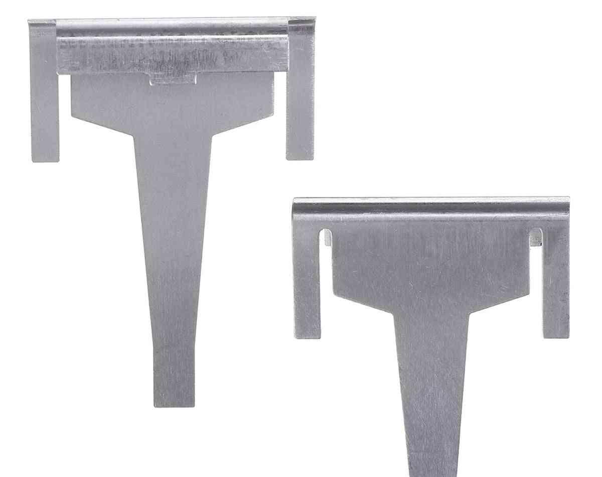 Evaporator Drain Clip Clamp Da61-06796a 1870872 1718552 Ap5579885 2683162 Ps4145120 For Samsung Refrigerator