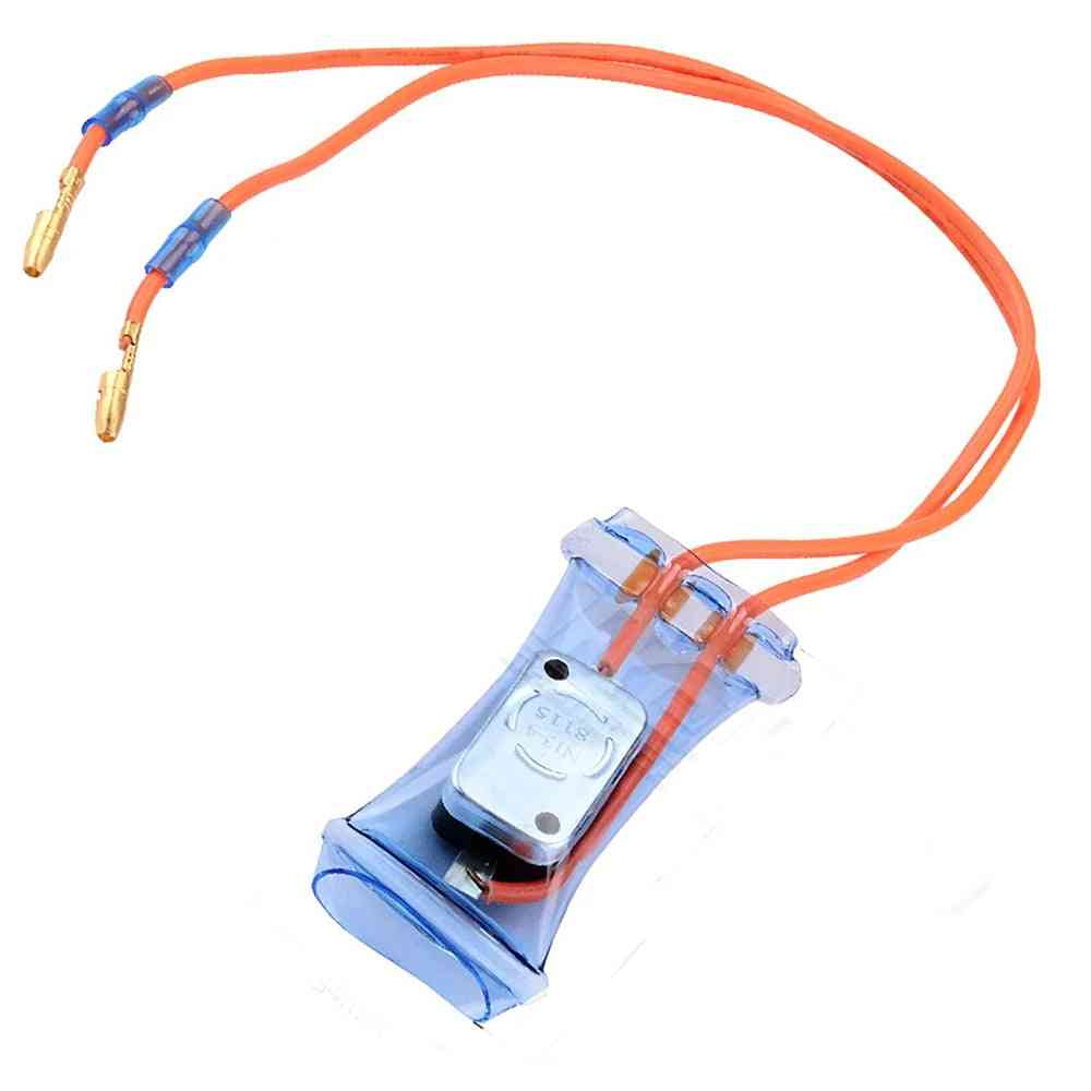 Fridges Defroster Thermostat Square Metal Refrigerator Replacement Accessory