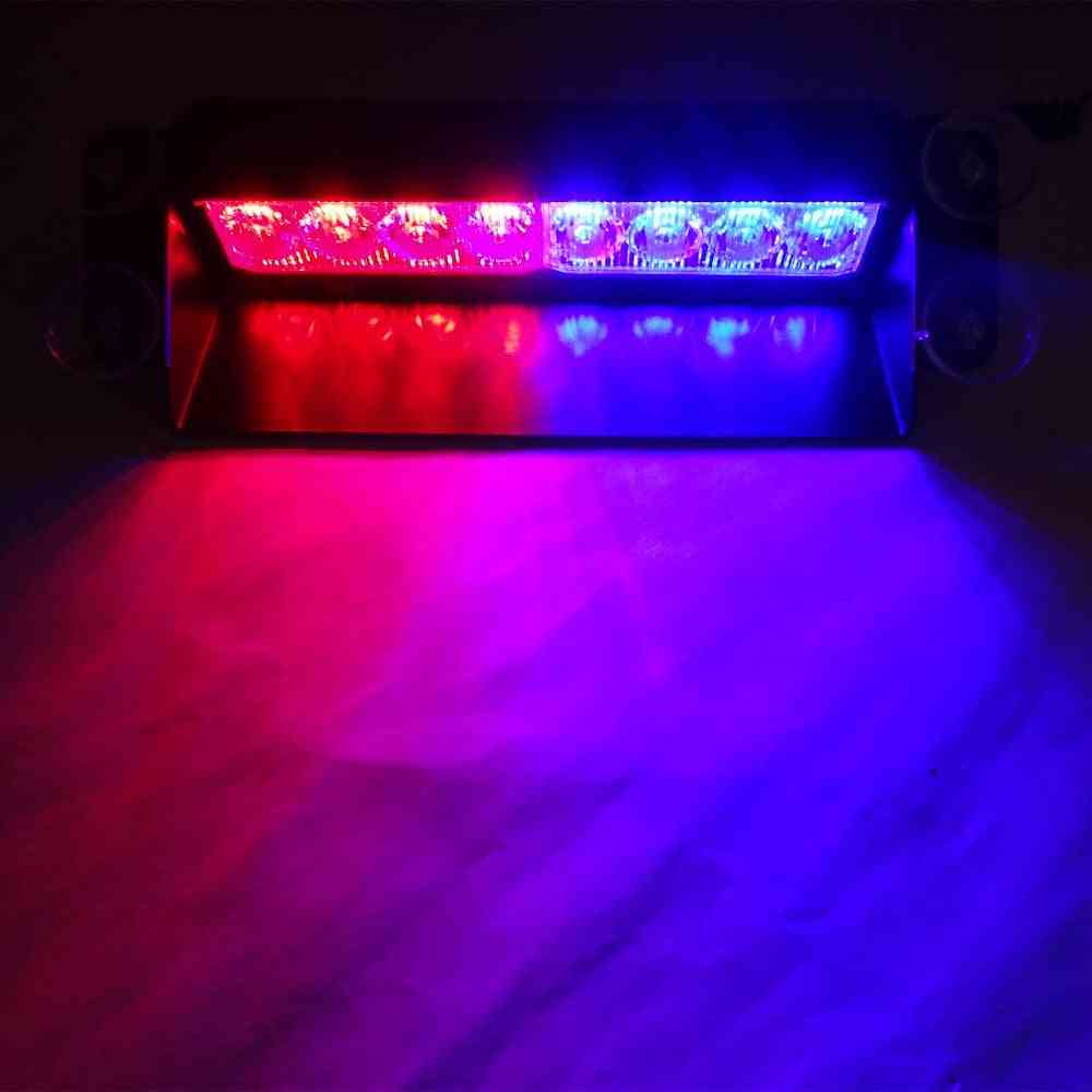 Car Strobe Warning Light, Led Flashing Emergency Signal Lights