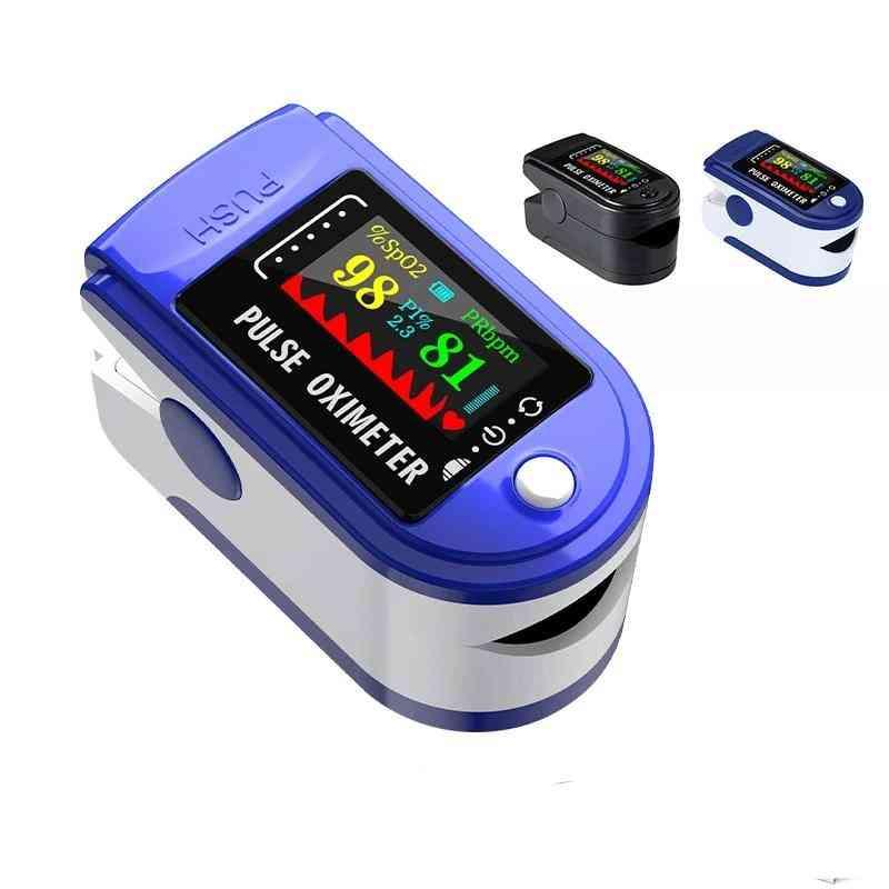 Medical Fingertip Pulse Oximeter Pulse Oximetric Home Family Pulse Oximeter