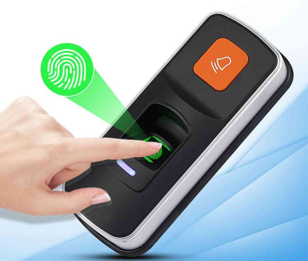 Standalone Rfid Fingerprint Access Control System Biometric