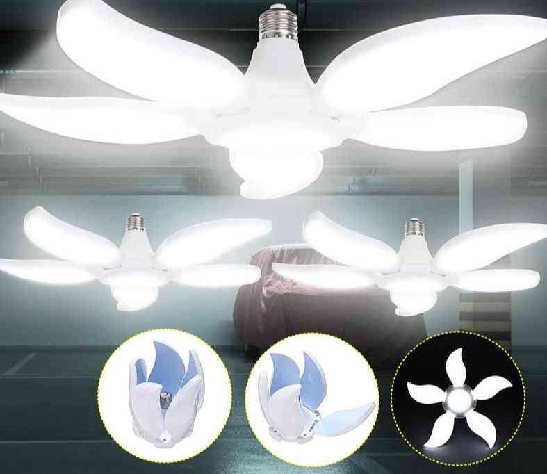 Led Workshop Ceiling Lights Fixture Deformable Lamp