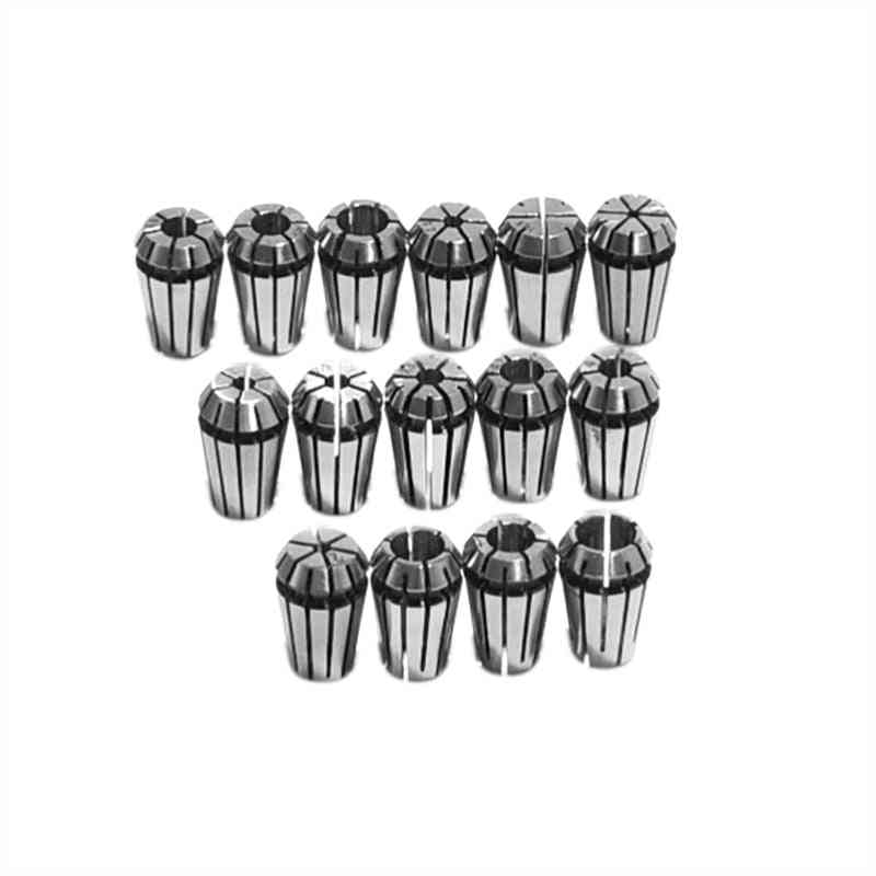 Milling Chuck Spring Collet Set For Cnc Engraving Machine