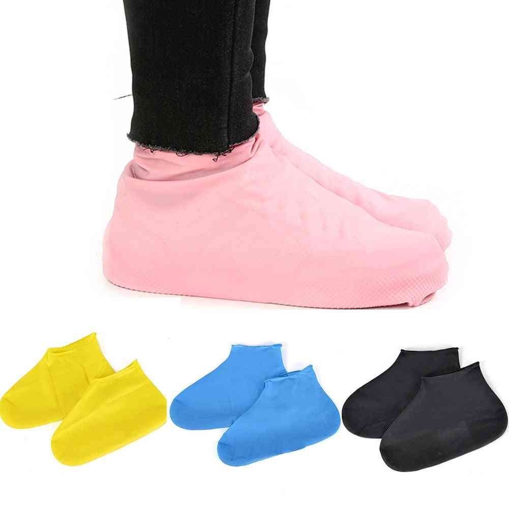 Rubber Latex Waterproof Rain Shoes Cover