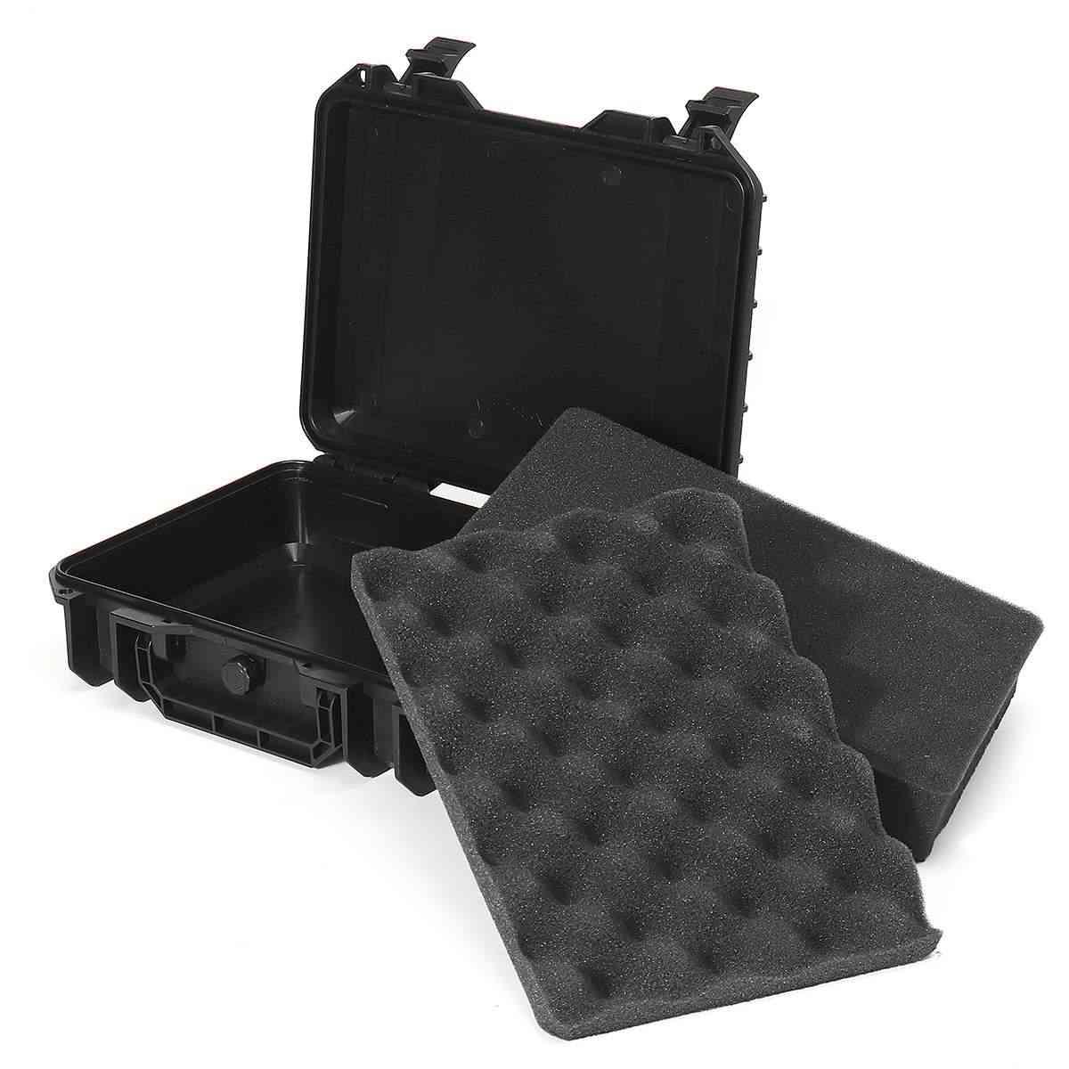 Waterproof Hard Carry Case Bag Tool Kit With Sponge Storage Box