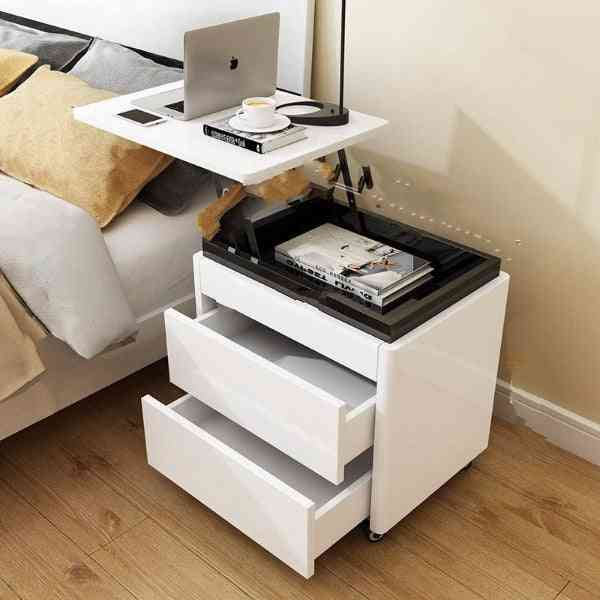 Multi-function Lift Bedside Table
