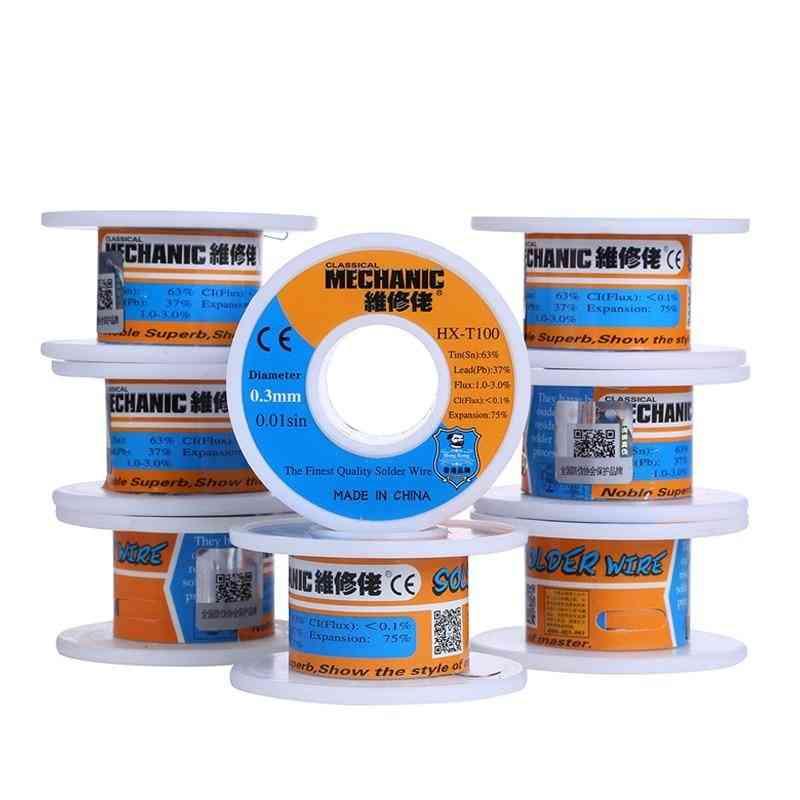 Rosin Core Solder Wire