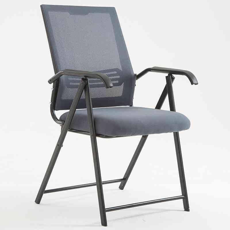 Modern Minimalist Computer Home Office Meeting Training Chair