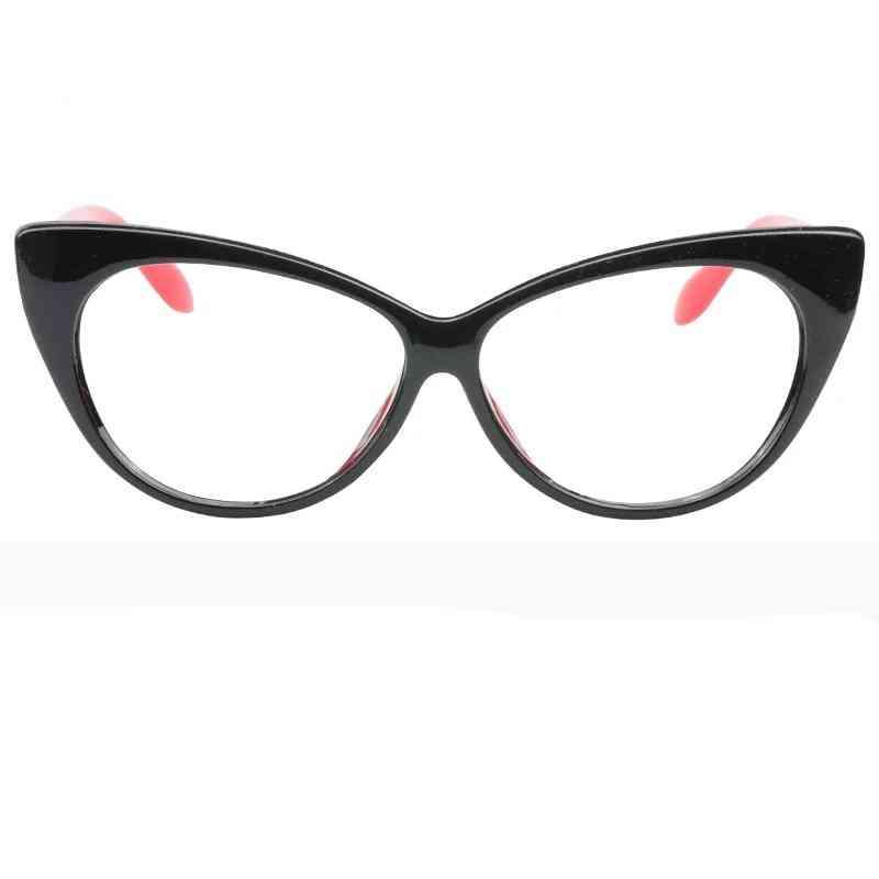Cat Eye Myopia Glasses, Prescription, Computer Optical Frames
