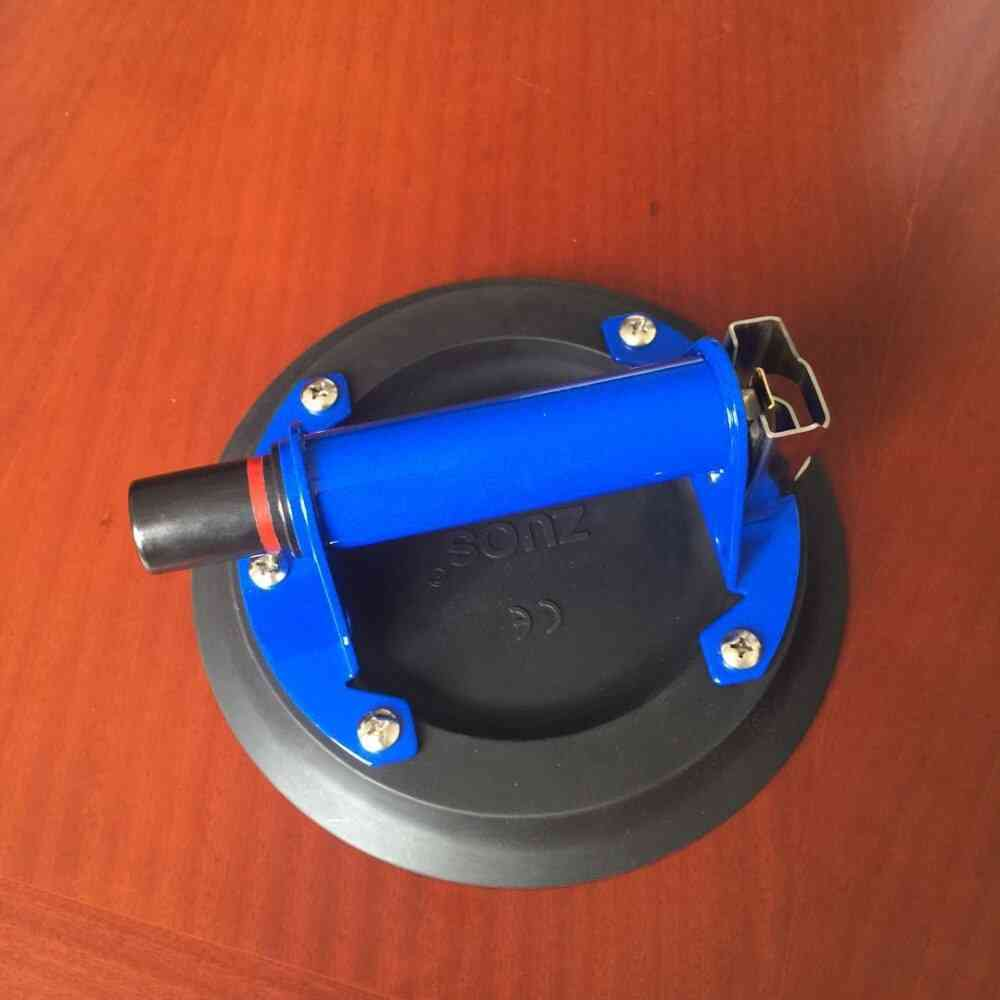 Suction Vacuum Cup Metal Handle Abs Pump For Granite & Glass Lifting
