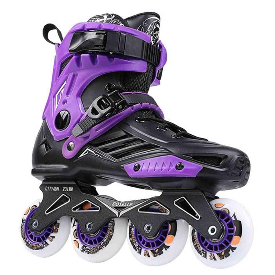 Professional Slalom Adult Roller Skating Shoes