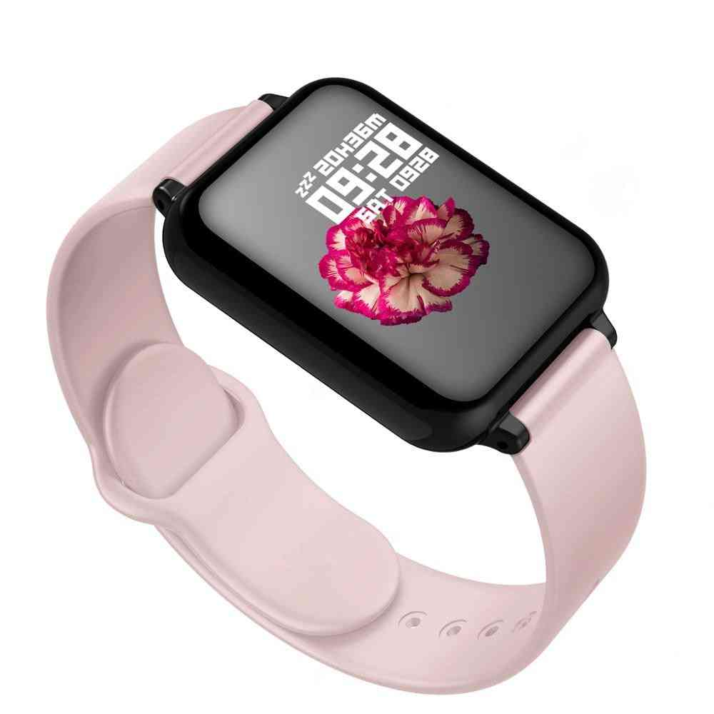 Smart Watch, Men, Women, For Ios, Android Phone, Heart Rate, Blood Pressure, Kids Smartwatch
