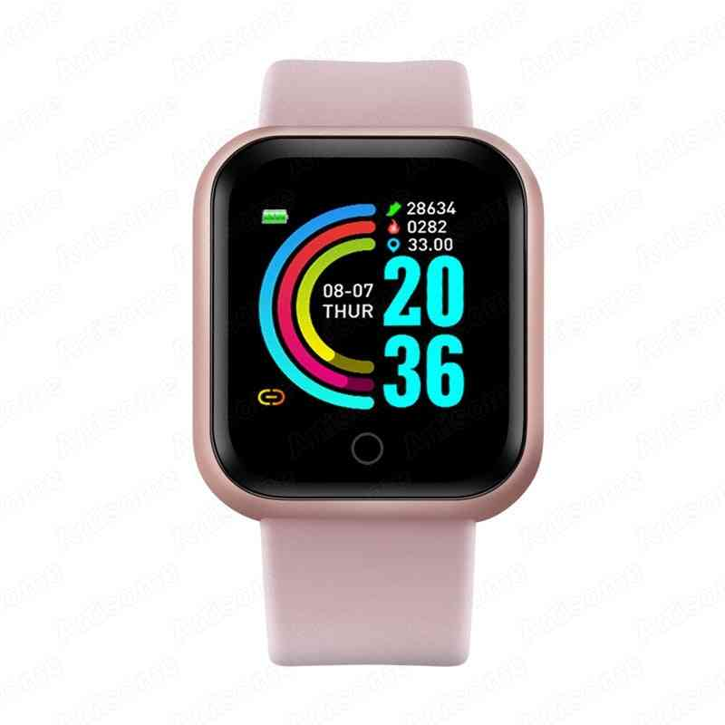 Android Men, Women, Heart Rate Monitor, Fitness Tracker, Sport Smart Watch