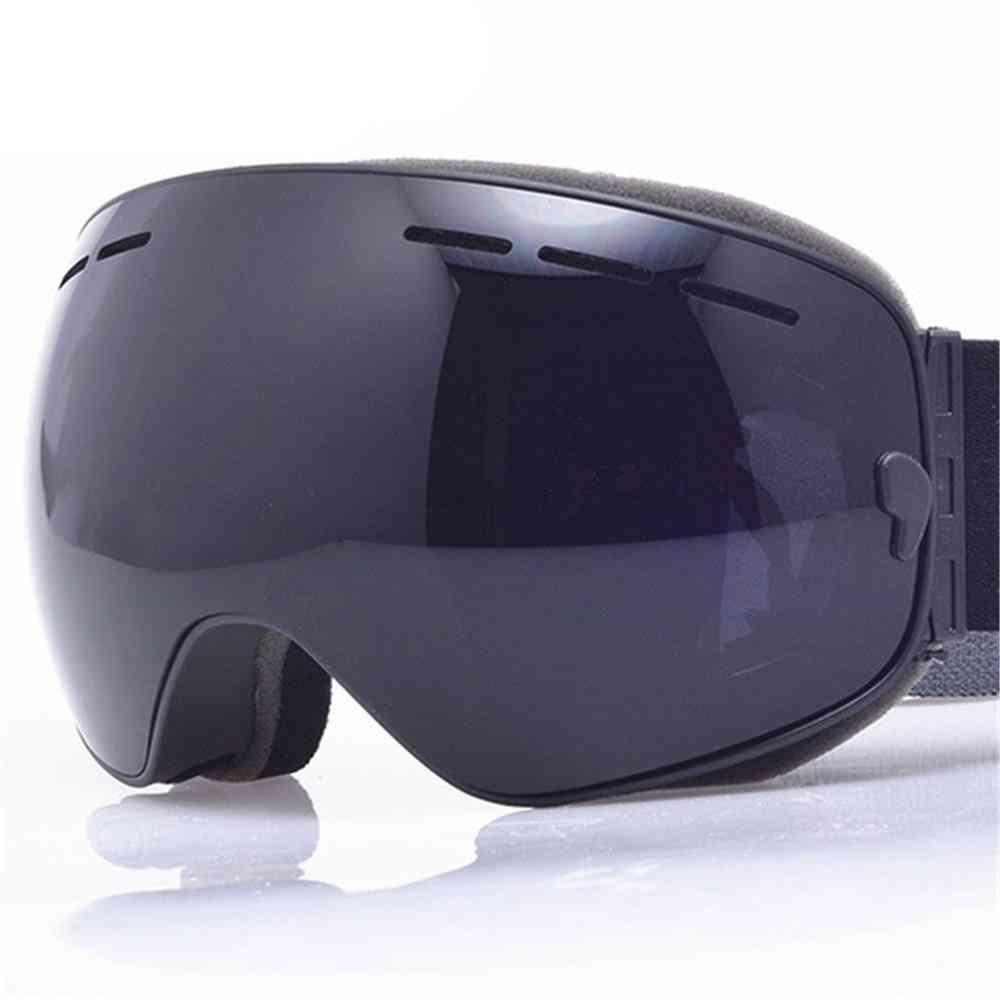 Men Women Big Vision Professional, Snow Ski, Eyewear Googles
