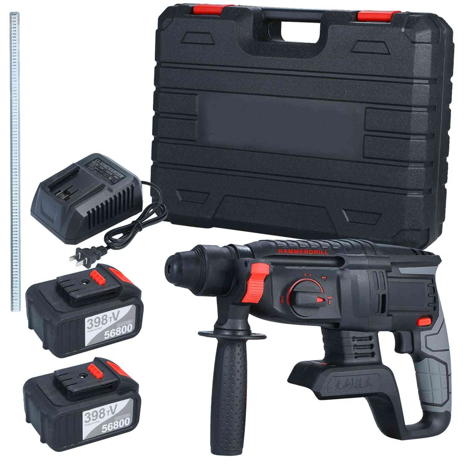 Function Rotary Hammer Drill