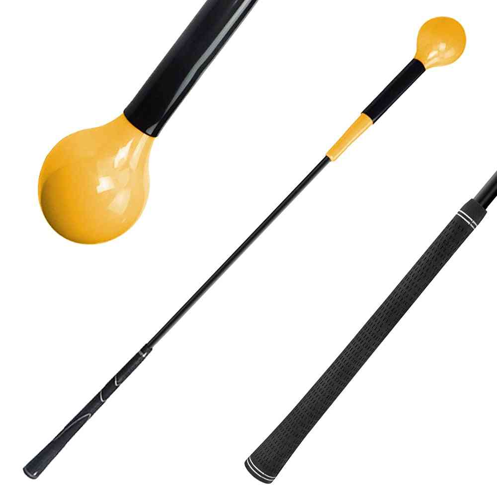 Golf Practice Swing Aids Tool, Beginners, Auxiliary Training Equipment, Swing Exercise Stick