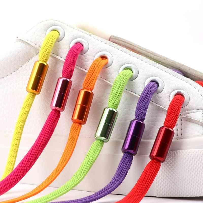 2pcs Shoelace Buckle Aluminum Shoelaces Lock Accessories