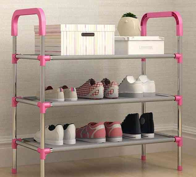3/4/5 Layers- Storage Shoe Rack & Organizer Holder Shelf