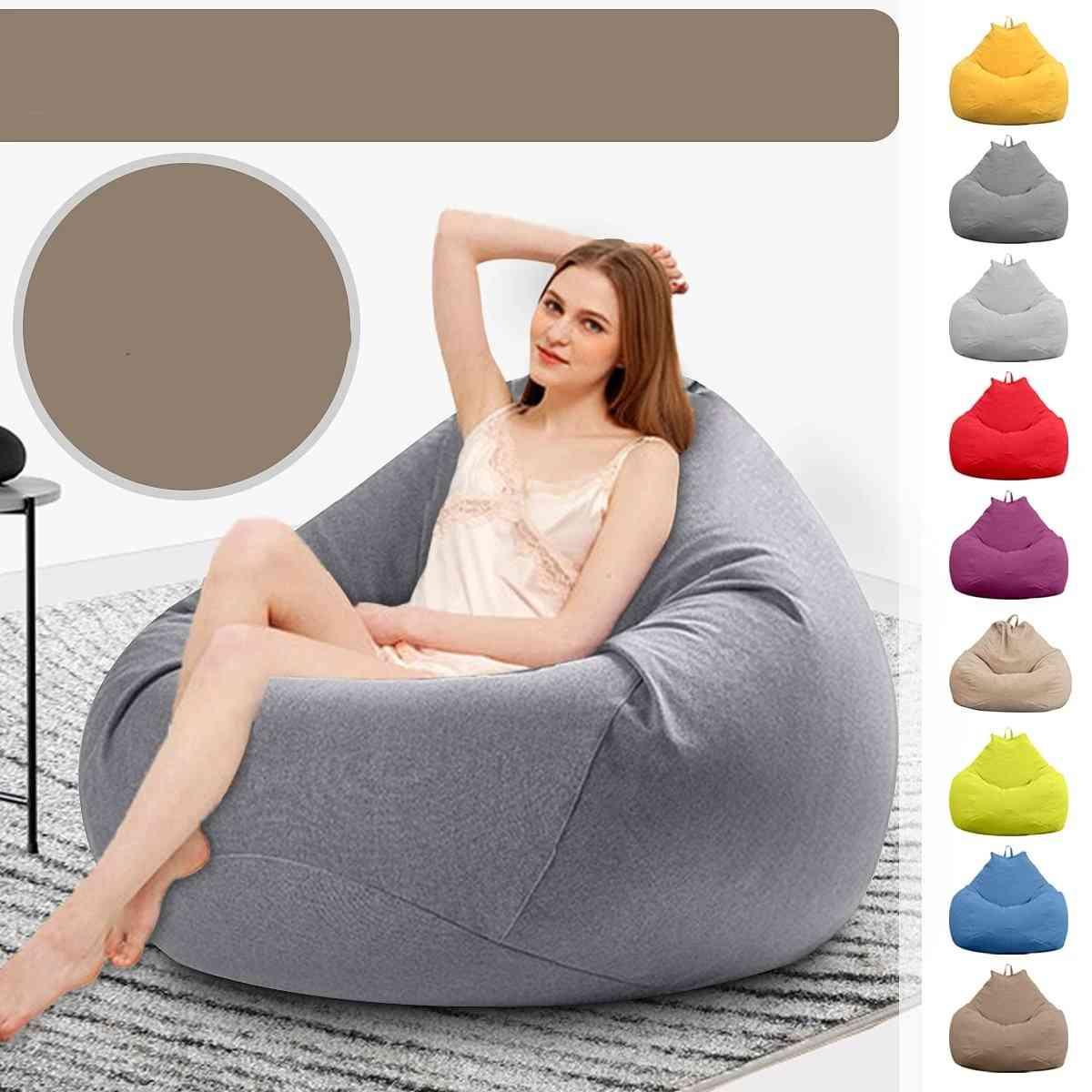 Large Small Lazy Beanbag Sofas