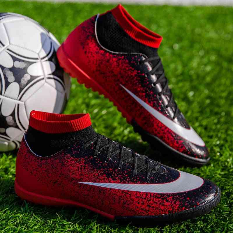 Men Football Shoes Soccer Cleats Boots