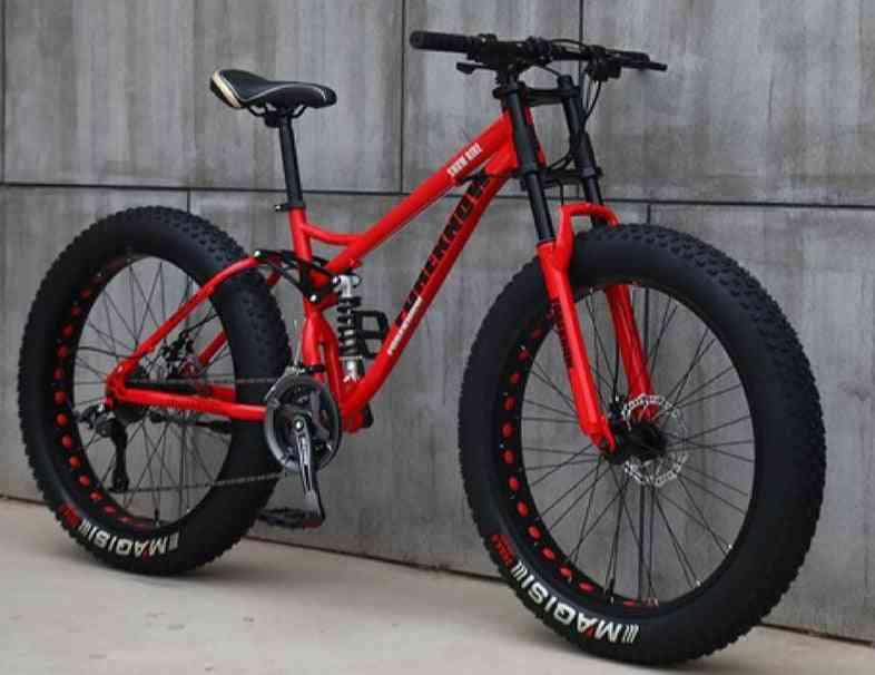 Beach Snowmobile, Mountain Super Wide, Tires Sports Bike Set-1