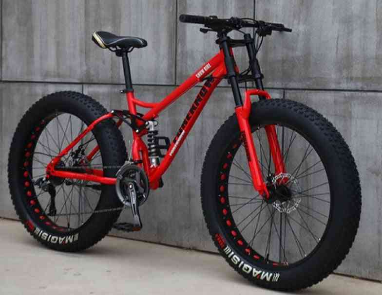 Beach Snowmobile, Mountain Super Wide, Tires Sports Bike Set-2