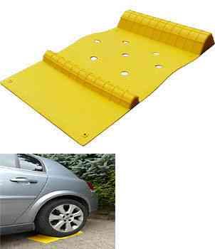 Car, Caravan, Motorhome Parking Mat  Ideal For Small Parking Spaces Motorhome Parking