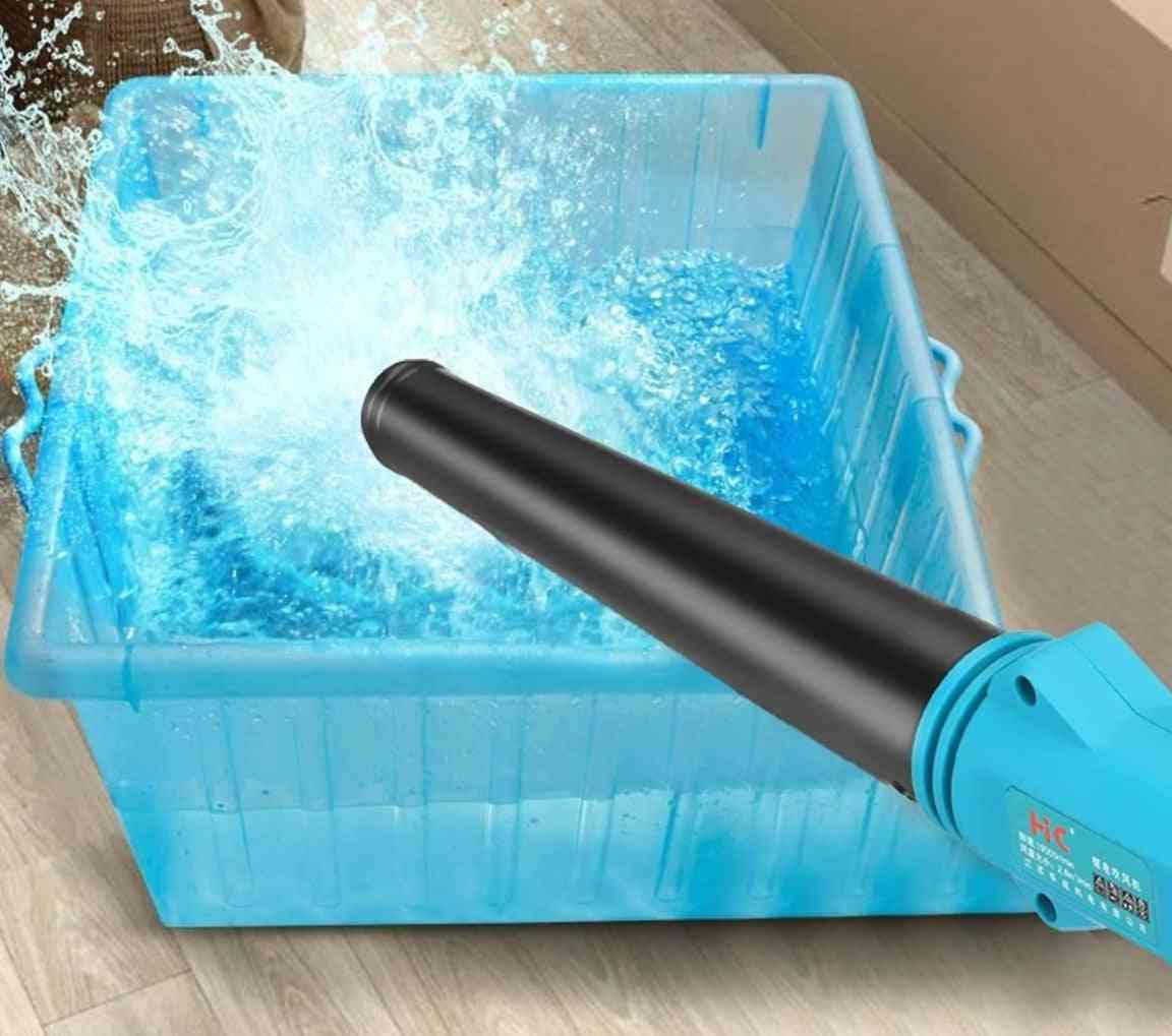 Cordless Electric Air Blower Vacuum Cleannig