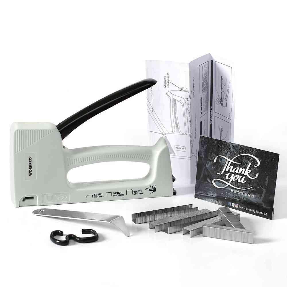 Furniture Nailer, Plastic Stapler