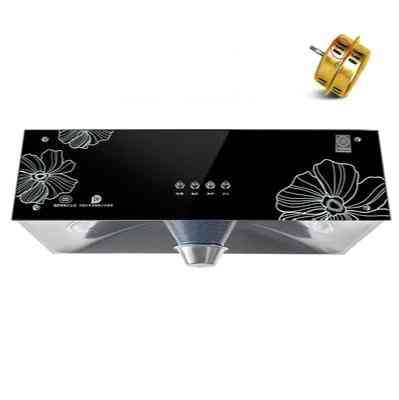 Household Smart Top-suction Chinese Range Hood Shallow Cover