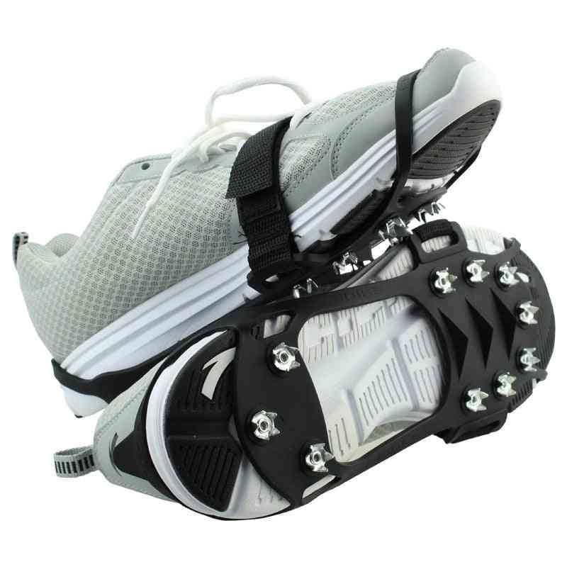 Outdoor Ice Floes Gripper 10 Nails In Slip Boots