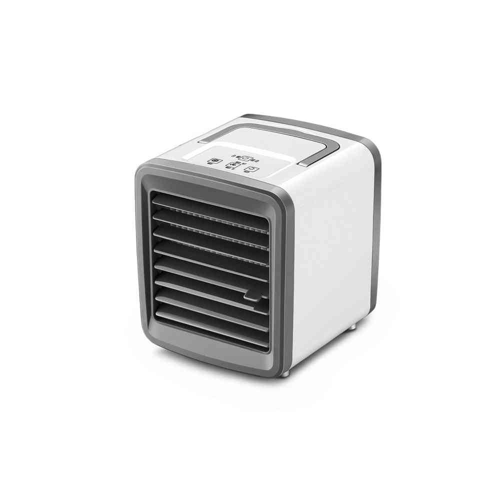 Mini Cooling Fan Portable Usb Rechargeable Air Conditioning Fan