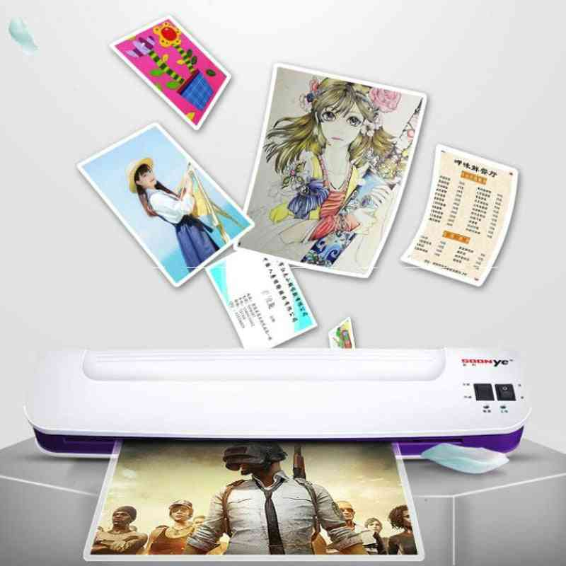 Professional Thermal Hot And Cold A3 Size Film Laminator Machine