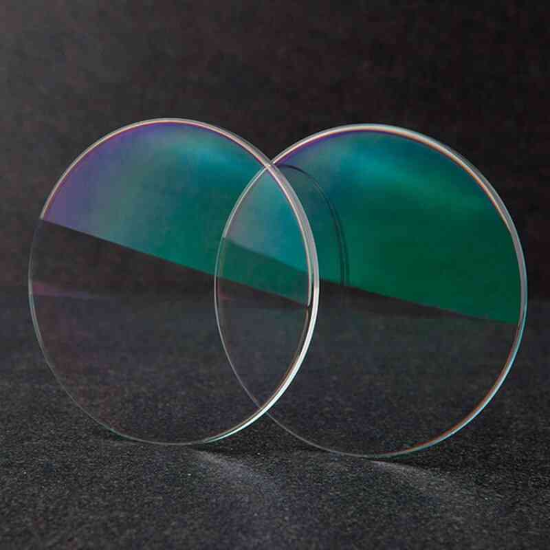 Index Aspheric Clear Lens Mr-8 Super Hard Optical Glasses