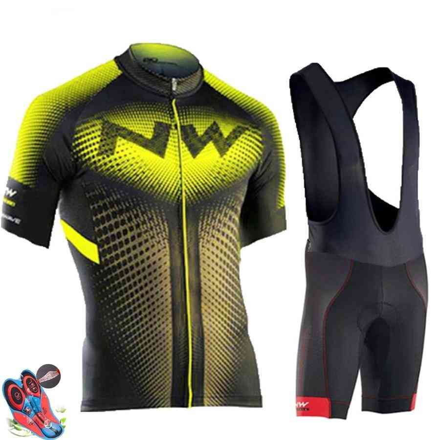 Breathable Mtb Bicycle Cycling Clothing