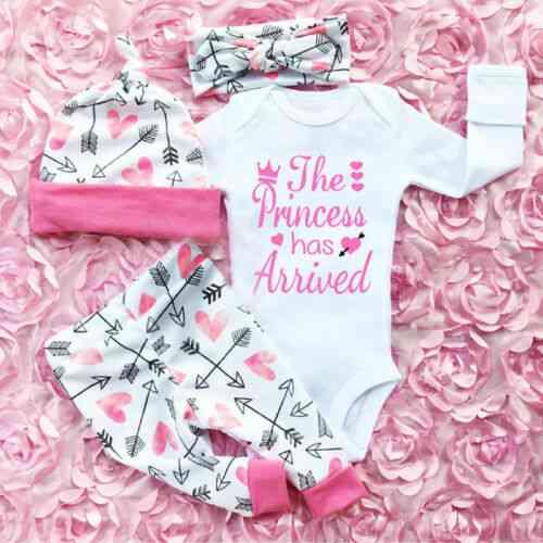 Soft Baby, Playsuit Pants & Bodysuit Outfit Set