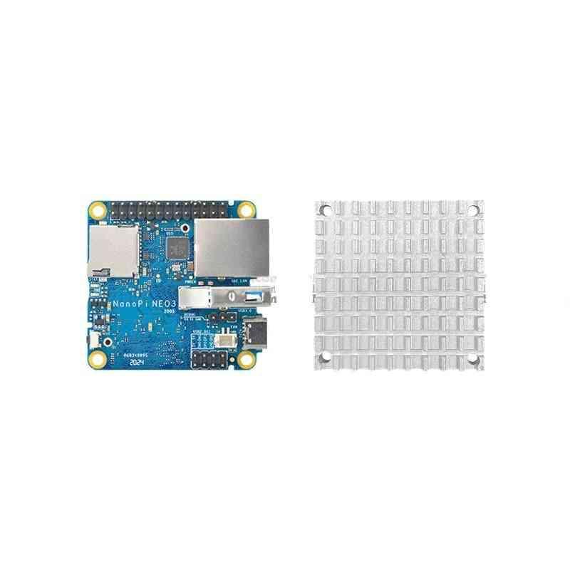 Nanopi Neo3- Cortex A53 Quad-core, Support Linux Ubuntu