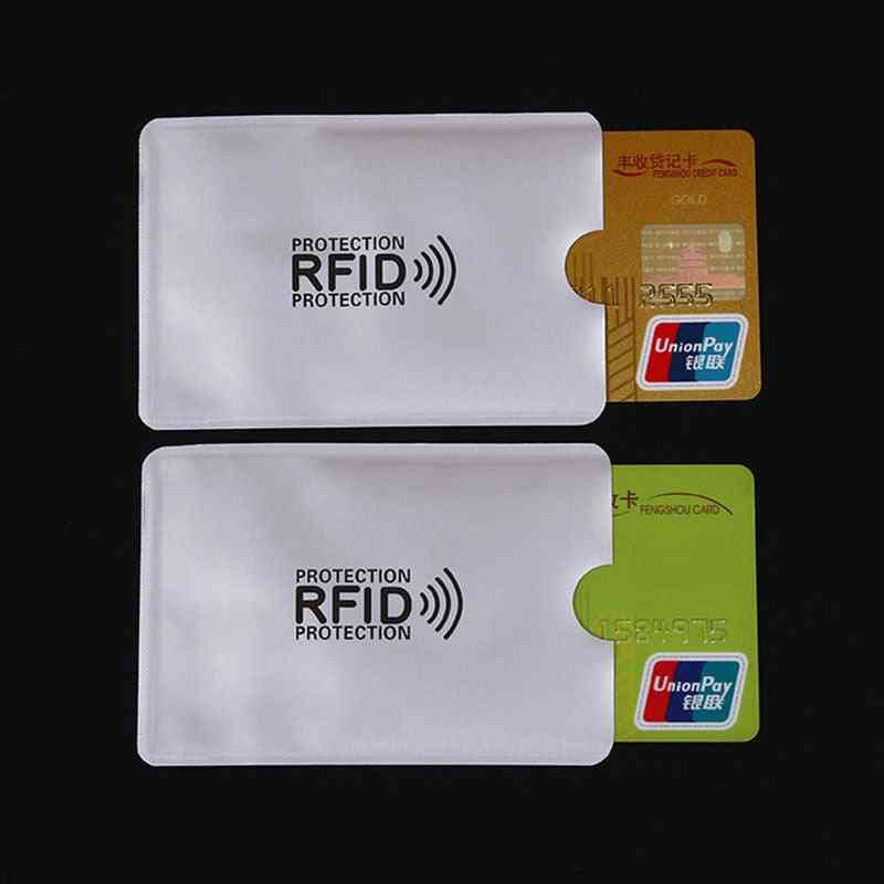 Anti-scan Card Sleeve