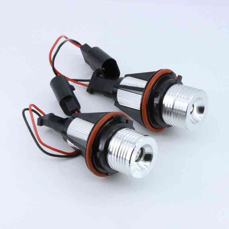 Error Free Led Angel Eyes Markers Lights Bulbs For Bmw